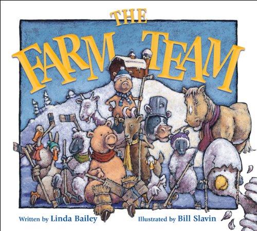 The Farm Team 9781553378501