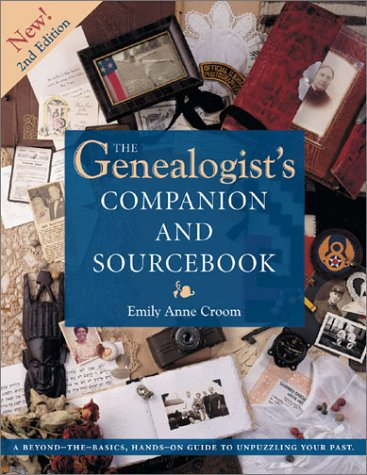 The Genealogist's Companion and Sourcebook 9781558706514