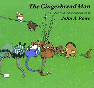 The Gingerbread Man 9781558589063