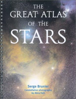 The Great Atlas of the Stars 9781552096437