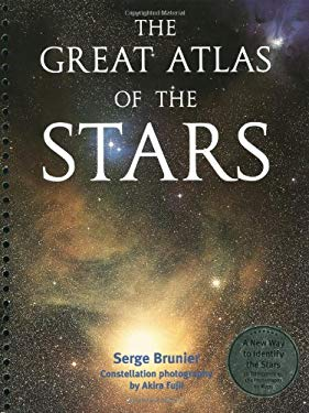 The Great Atlas of the Stars 9781552096109