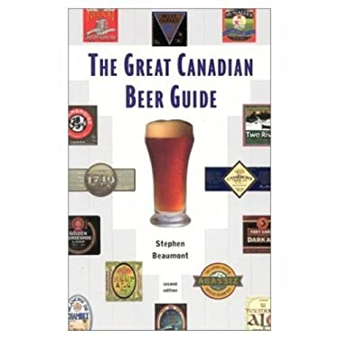 The Great Canadian Beer Guide 9781552782033