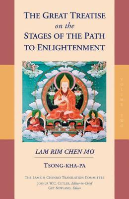The Great Treatise on the Stages of the Path to Enlightenment 9781559391689