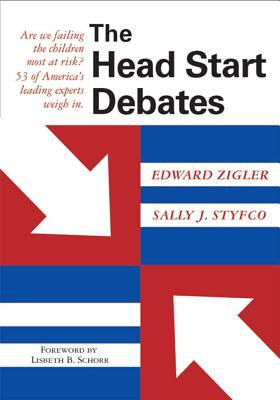 The Head Start Debates 9781557667540