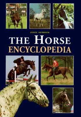 The Horse Encyclopedia 9781552093054