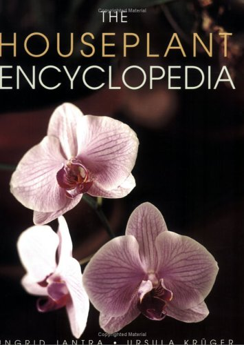 The Houseplant Encyclopedia 9781554071401