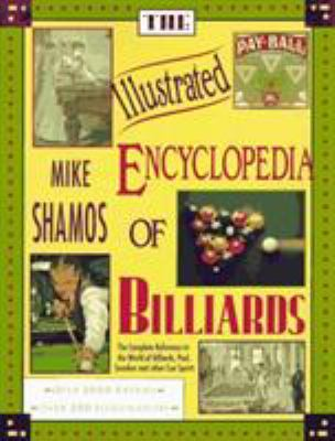 The Illustrated Encyclopedia of Billiards 9781558212190