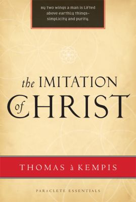 The Imitation of Christ 9781557256089