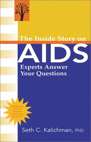 The Inside Story on AIDS: 9781557989840