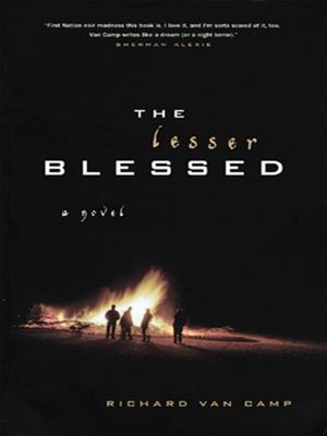 The Lesser Blessed 9781550545258