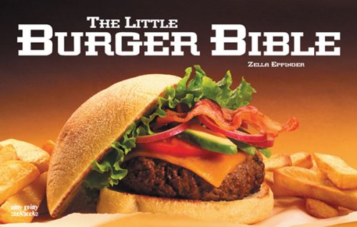The Little Burger Bible 9781558672796