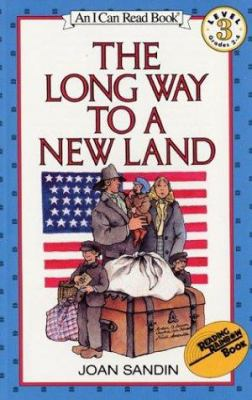The Long Way to a New Land Book and Tape [With Book] 9781559944946