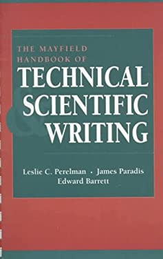 The Mayfield Handbook of Technical & Scientific Writing 9781559346474