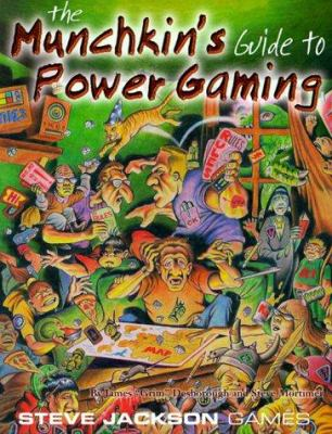 The Munchkin's Guide to Power Gaming 9781556343476