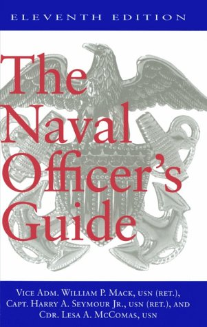The Naval Officer's Guide 9781557506450