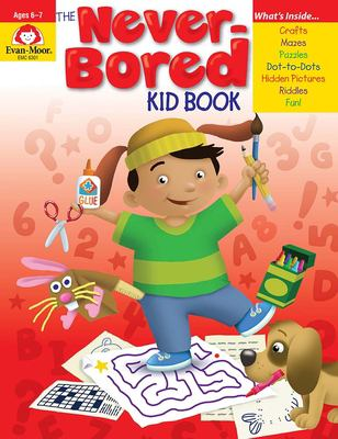 The Never-Bored Kid Book 9781557999337