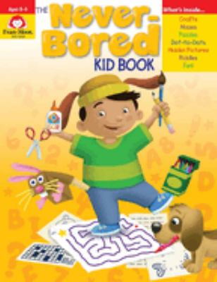 The Never-Bored Kid Book