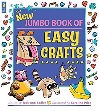 The New Jumbo Book of Easy Crafts 9781554532391