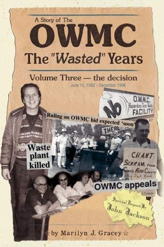 The Owmithe Wasted Years - Volume Three: The Decision 9781554523061