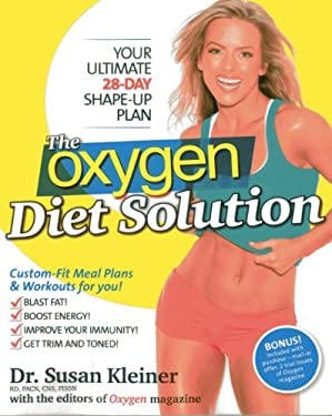 The Oxygen Diet Solution: Your Ultimate 28-Day Shape-Up Plan 9781552101223