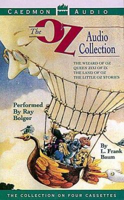 The Oz Audio Collection: The Oz Audio Collection 9781559949514