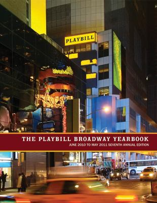 The Playbill Broadway Yearbook 9781557837837