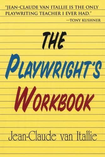 The Playwright's Workbook 9781557833020