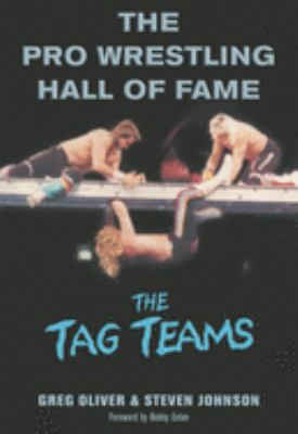 The Pro Wrestling Hall of Fame: The Tag Teams 9781550226836