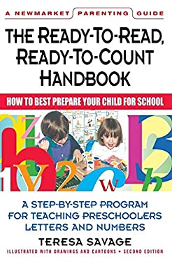 The Ready-To-Read, Ready-To-Count Handbook Second Edition 9781557044136