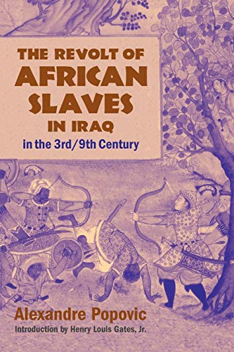 The Revolt of African Slaves in Iraq in the Iiird/Ixth Century 9781558761636