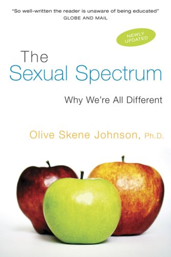 The Sexual Spectrum: Exploring Human Diversity 9781551929804