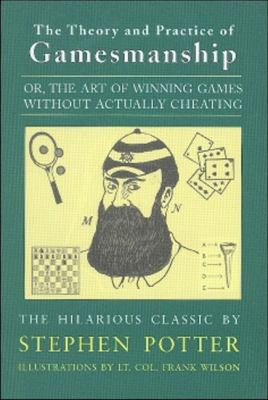 Theory & Practice of Gamesmanship 9781559212236