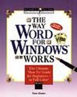 The Way Word for Windows Works 9781556155697