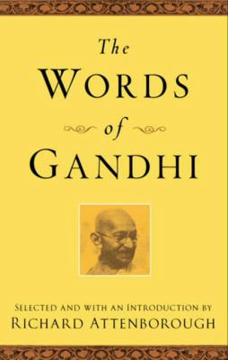 The Words of Gandhi 9781557044686