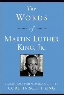 The Words of Martin Luther King, Jr. 9781557044501