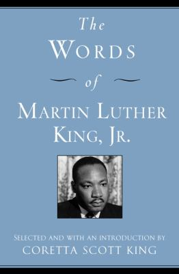 The Words of Martin Luther King, Jr. 9781557044839