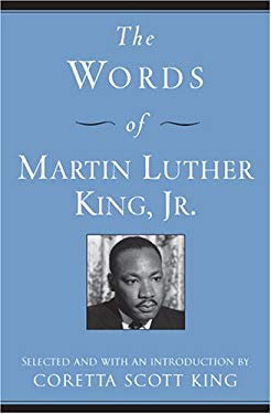 The Words of Martin Luther King, Jr. 9781557048158