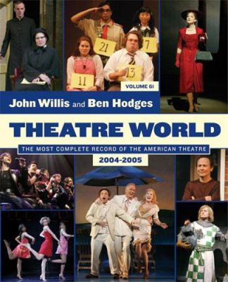 Theatre World: Volume 61 9781557837035