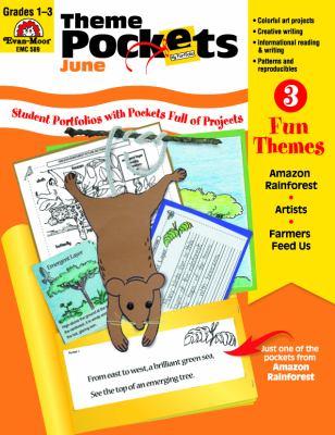 Theme Pockets - June 9781557997036