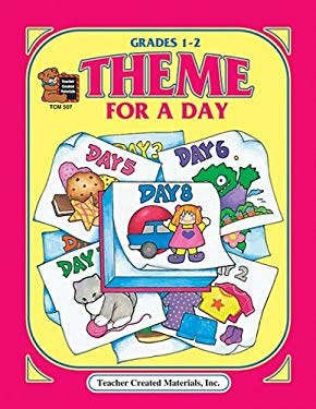 Theme for a Day, Grades 1-2 9781557345073