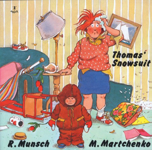 Thomas' Snowsuit 9781554511150