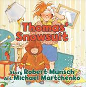 Thomas' Snowsuit (9781554513635 13373588) photo