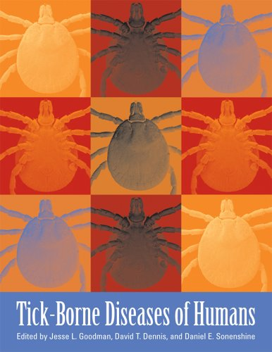 Tick-Borne Diseases of Humans 9781555812386
