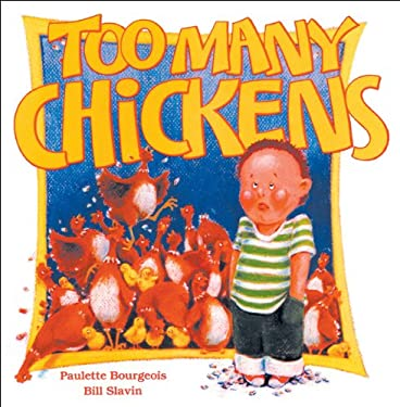 Too Many Chickens 9781550740677