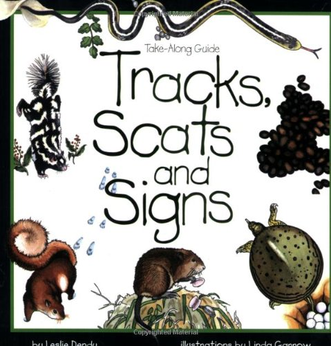Tracks, Scats & Signs 9781559715997