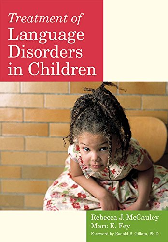 Treatment of Language Disorders in Children [With DVD] 9781557666888