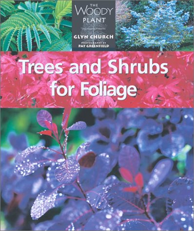 Trees and Shrubs for Foliage 9781552976296
