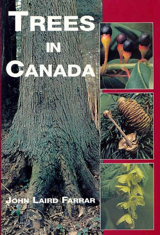Trees in Canada 9781550411997