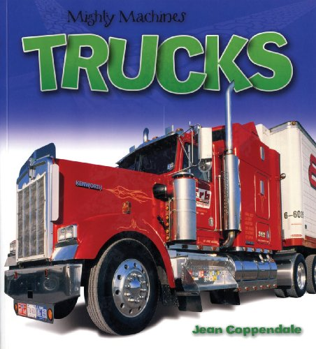 Trucks 9781554076192