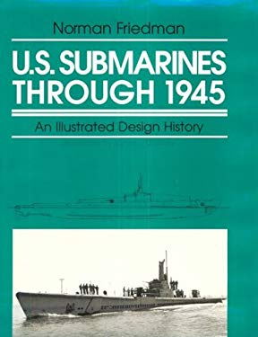 U.S. Submarines Since 1945 9781557502636